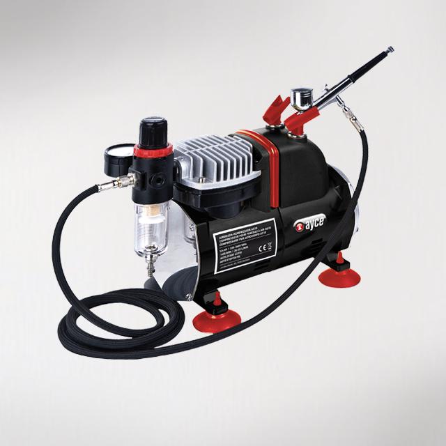 ayce Elektro Airbrush-Kompressor