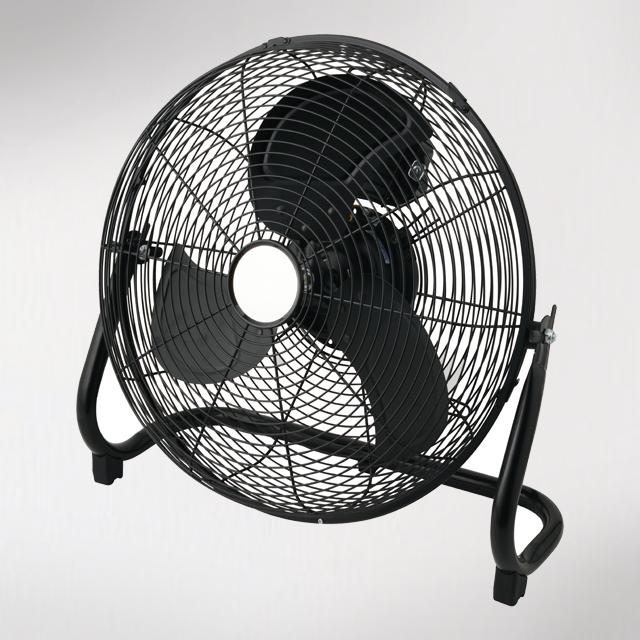 ayce elettrodomestici aireo ventilatore industriale nero