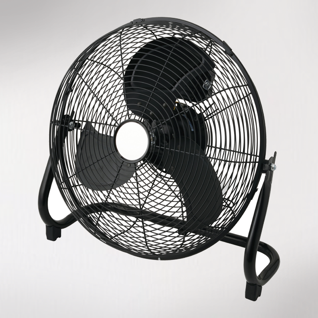 ayce Haushalt aireo Industrie-Ventilator schwarz
