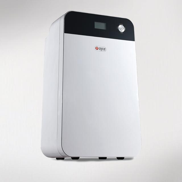 ayce ménage aireo déshumidificateur d'air portable 20 litres